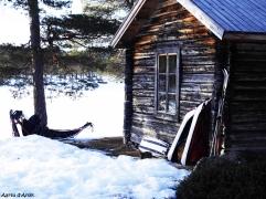Les mökki finnois - Les refuges