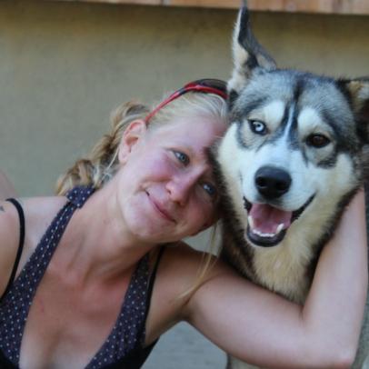 Axelle et Ivalo